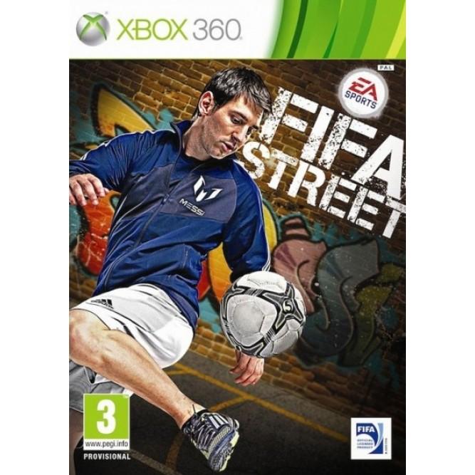 Игра FIFA Street (Xbox 360) б/у