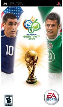 Игра FIFA World Cup: Germany 2006 (PSP) б/у (fr)