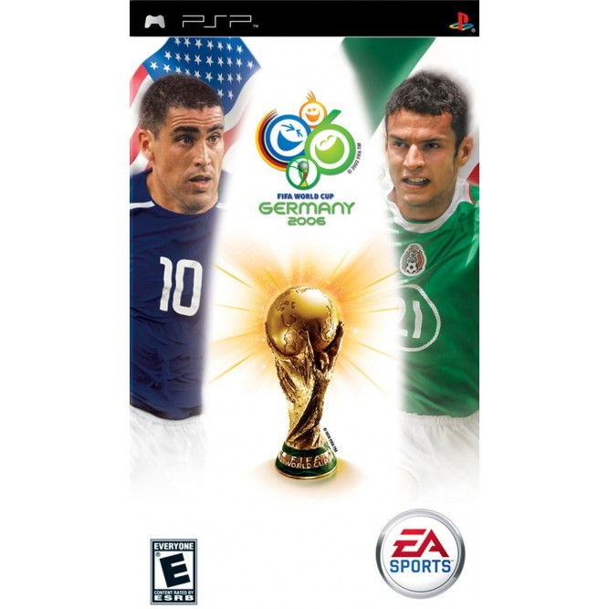Игра FIFA World Cup: Germany 2006 (PSP) б/у (fr)