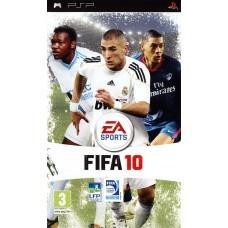 Игра FIFA 10 (PSP) б/у (rus)