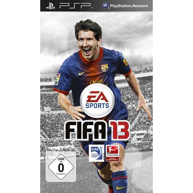 Игра FIFA 13 (PSP) б/у