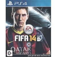 Игра FIFA 14 (PS4) б/у