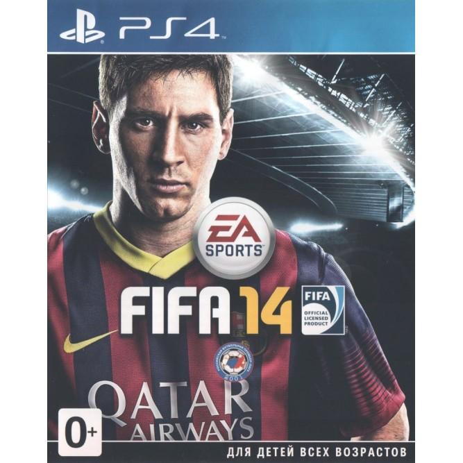 Игра FIFA 14 (PS4) (rus) б/у