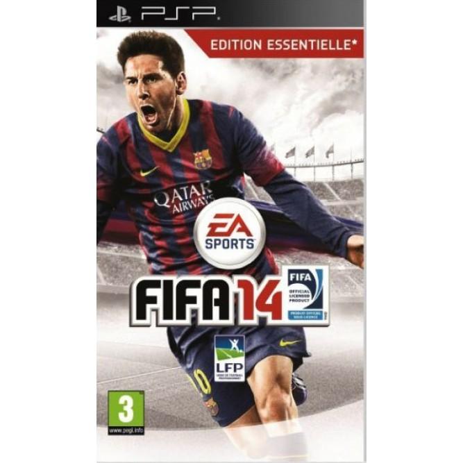 Игра FIFA 14 (PSP) (rus)