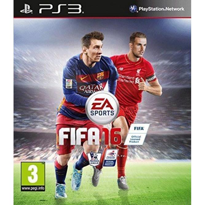 Игра FIFA 16 (PS3) б/у