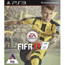 Игра FIFA 17 (PS3) б/у