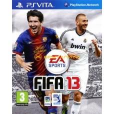 Игра FIFA 13 (PS Vita) б/у