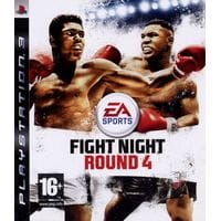Игра Fight Night Round 4 (PS3)