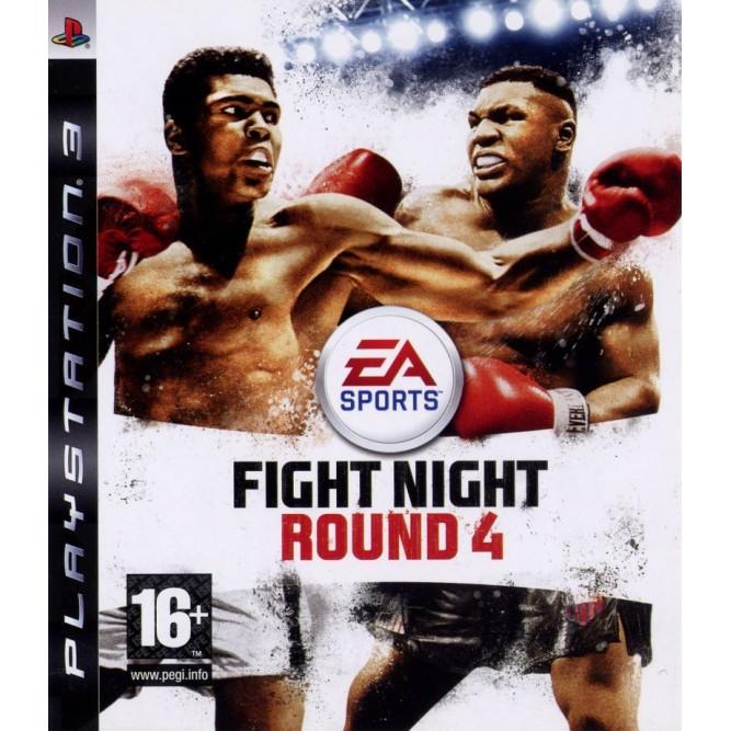 Игра Fight Night Round 4 (PS3)