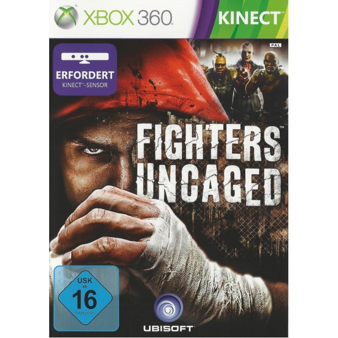 Игра Fighters Uncaged (Только для Kinect) (Xbox 360) (eng)