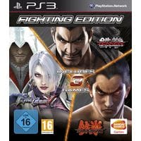 Игра Fighting Edition (PS3) б/у