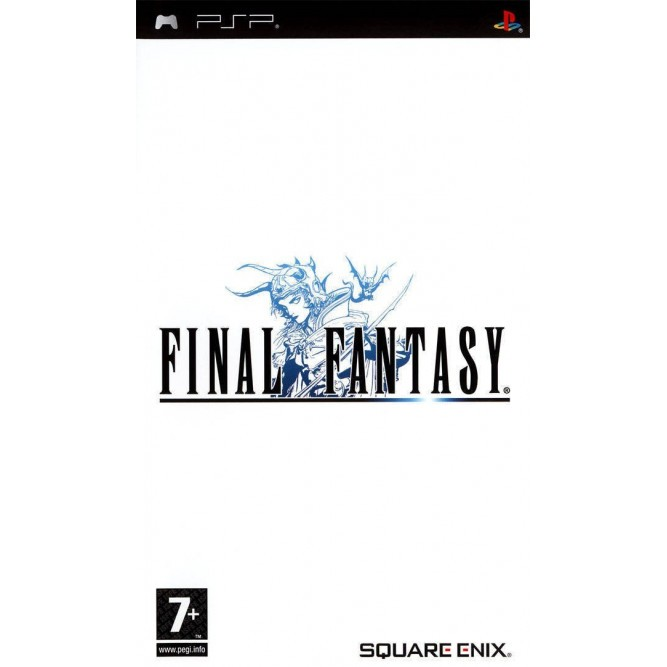 Игра Final Fantasy (PSP)