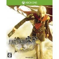 Игра Final Fantasy Type-0 HD (Xbox One) (eng)
