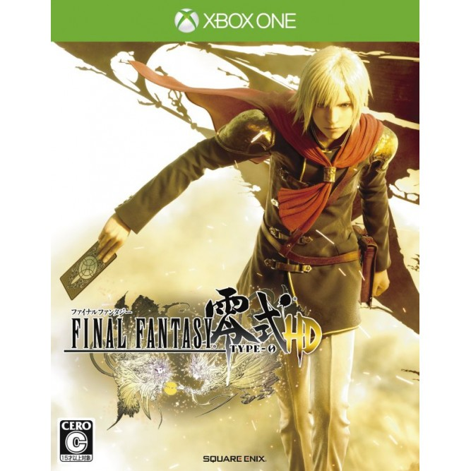 Игра Final Fantasy Type-0 HD (Xbox One) б/у