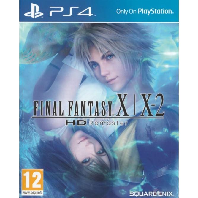 Игра Final Fantasy X / X-2 HD Remaster (PS4) б/у (eng)
