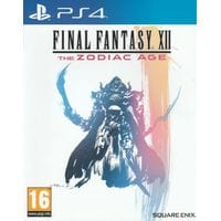 Игра Final Fantasy XII: The Zodiac Age (PS4) б/у (eng)