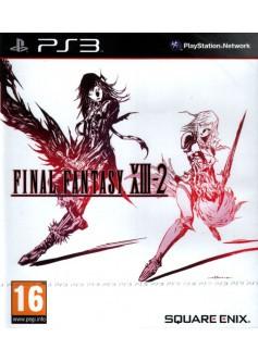 Игра Final Fantasy XIII-2 (PS3)