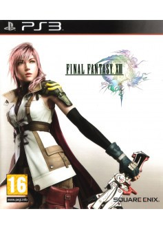 Игра Final Fantasy XIII (PS3) б/у