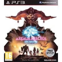 Игра Final Fantasy XIV Online: A Realm Reborn (PS3)