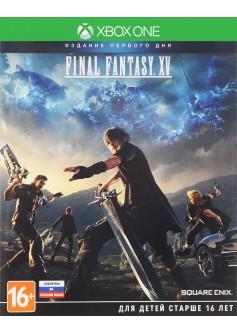 Игра Final Fantasy XV (Xbox One) б/у (rus sub)