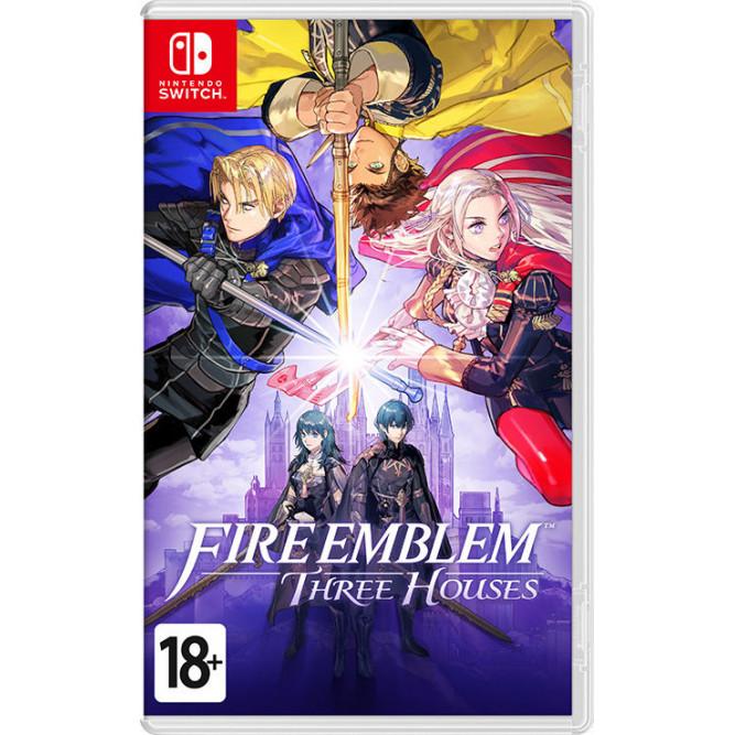 Игра Fire Emblem: Three Houses (Nintendo Switch) (eng)
