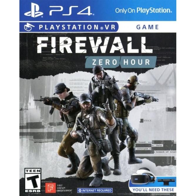 Игра Firewall: Zero Hour (только для VR) (PS4) (rus) б/у