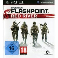 Игра Operation Flashpoint: Red River (PS3) б/у (eng)