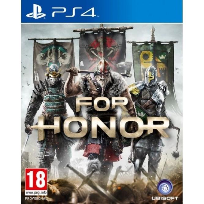 Игра For Honor (PS4) б/у (rus)