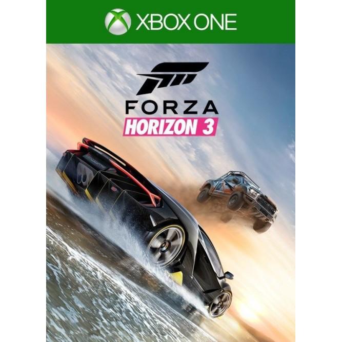 Игра Forza Horizon 3 (Xbox One) б/у
