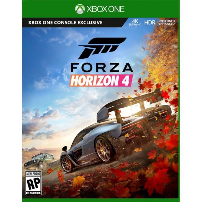 Игра Forza Horizon 4 (Xbox One) (rus sub)
