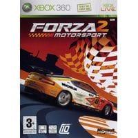 Игра Forza Motorsport 2 (Xbox 360) б/у