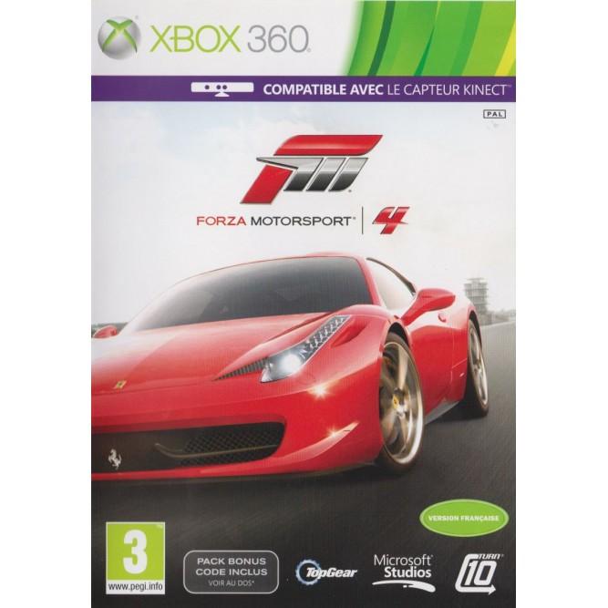 Игра Forza Motorsport 4 (Xbox 360) (rus) б/у