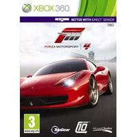 Игра Forza Motorsport 4 (Xbox 360) б/у