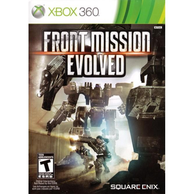 Игра Front Mission Evolved (Xbox 360) б/у