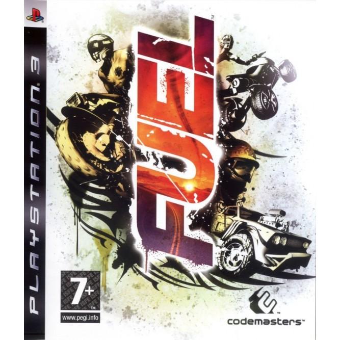 Игра FUEL (PS3) б/у