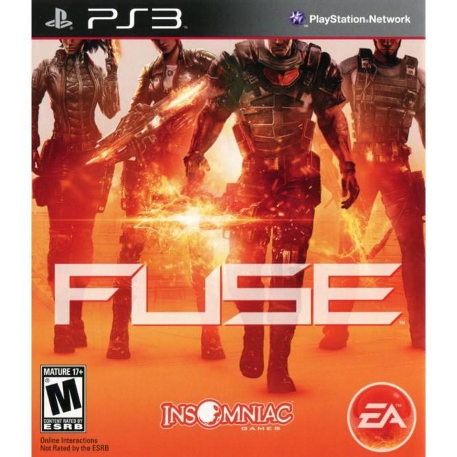 Игра Fuse (PS3) б/у