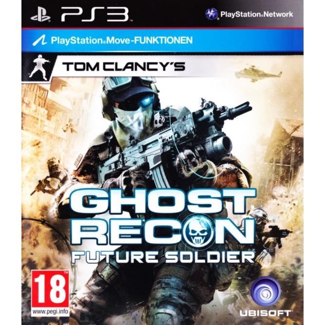 Игра Tom Clancy's Ghost Recon: Future Soldier (PS3) б/у (rus)