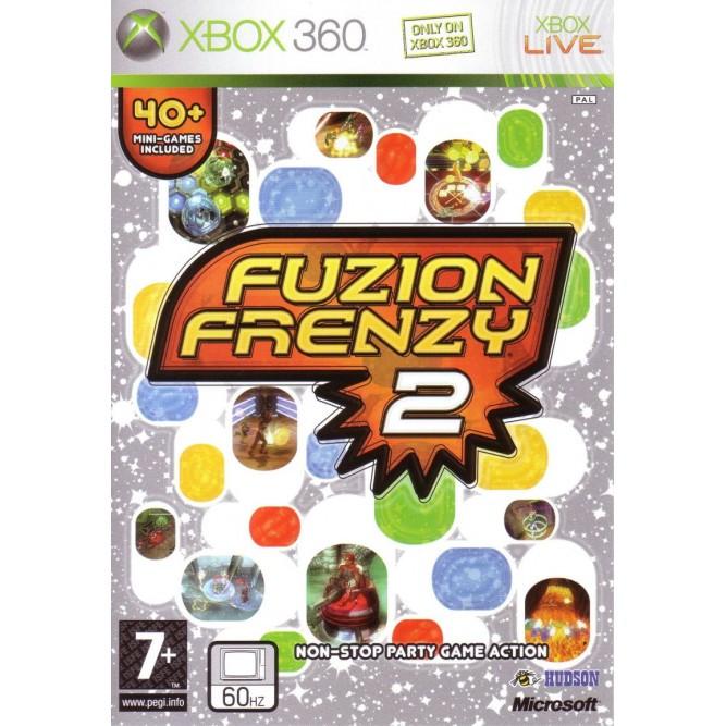 Игра Fuzion Frenzy 2 (Xbox 360) б/у
