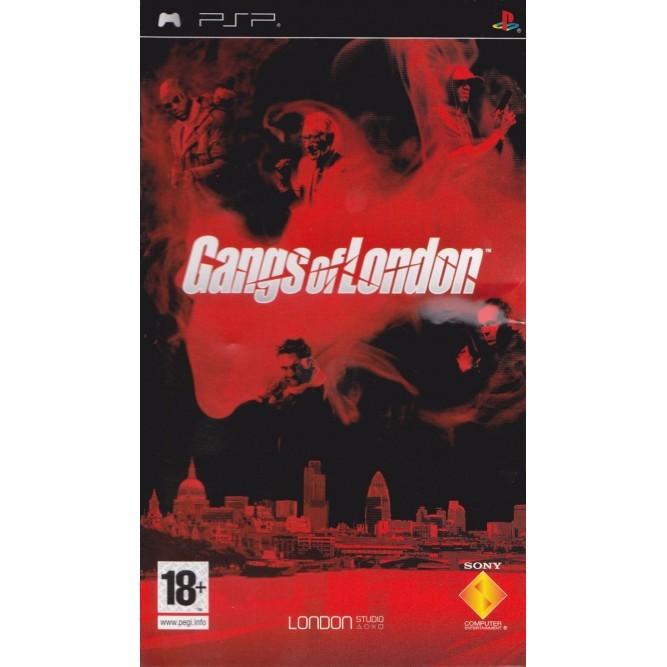 Игра Gangs Of London (PSP) б/у (eng)