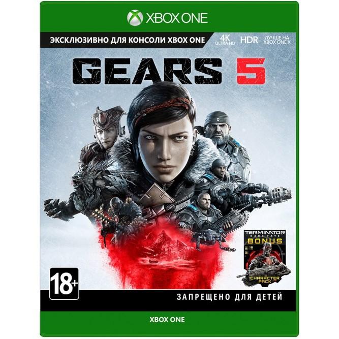 Игра Gears 5 (Xbox One) (rus)