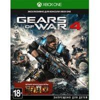 Игра Gears of War 4 (Xbox One) б/у