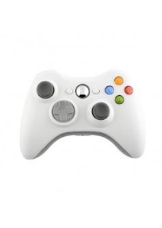 Геймпад Microsoft Controller, беспроводной белый (Xbox 360)
