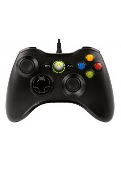 Геймпад проводной (Xbox 360) б/у