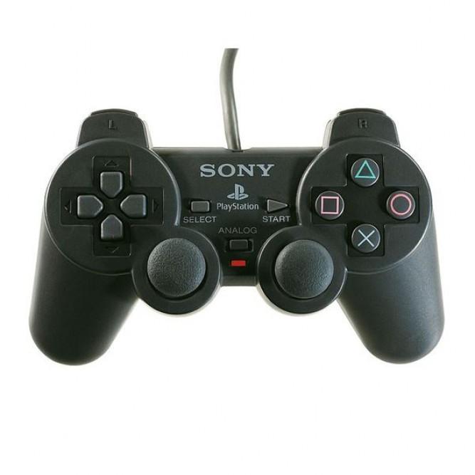 Геймпад Sony Dualshock 2 (PS2, PS1, PSX)