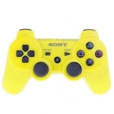Геймпад Sony Dualshock 3 (PS3) Желтый Китай б/у