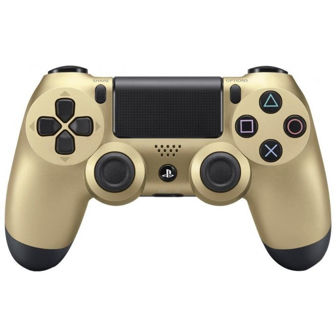 Геймпад Sony Dualshock 4 (PS4) V2 Gold