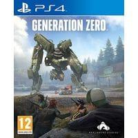 Игра Generation Zero (PS4) (rus sub)