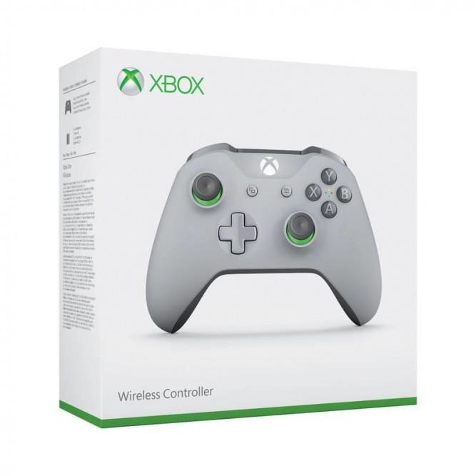 Геймпад Microsoft Controller for Xbox One (Серый) б/у
