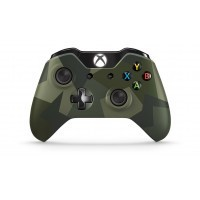 Геймпад Microsoft Controller for Xbox One Camouflage б/у