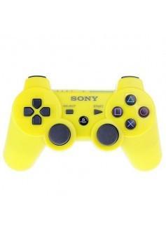 Геймпад Sony Dualshock 3 Желтый (PS3)